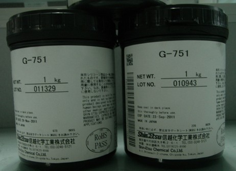 信越G751导热膏