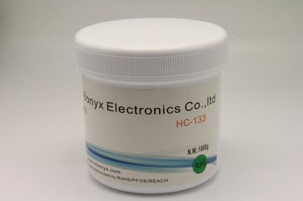 HC133白色1KG装导热硅脂